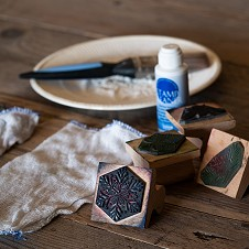 How To Clean Your Stamps